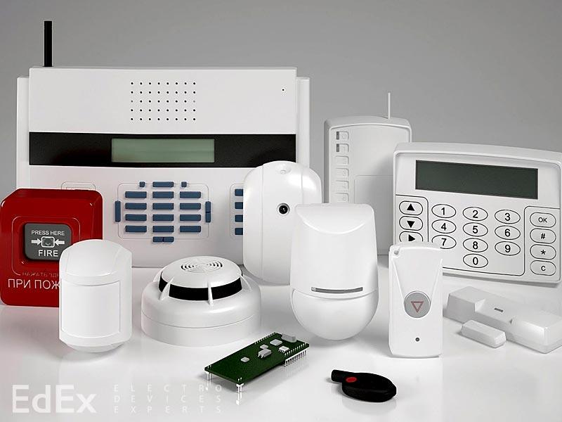 Система пожарной сигнализации для небольшого дома: