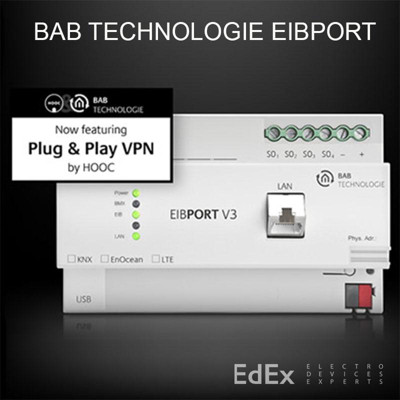 BAB TECHNOLOGIE EIBPORT