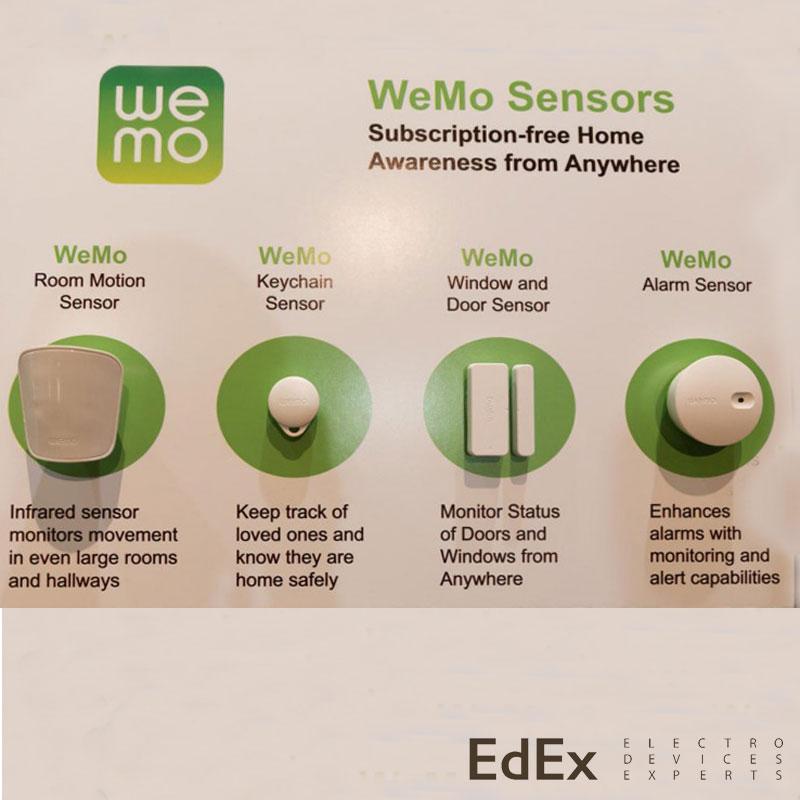 Новые сенсоры Belkin