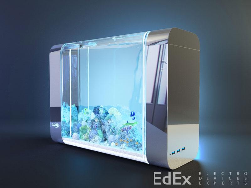 Умный аквариум Bluenero