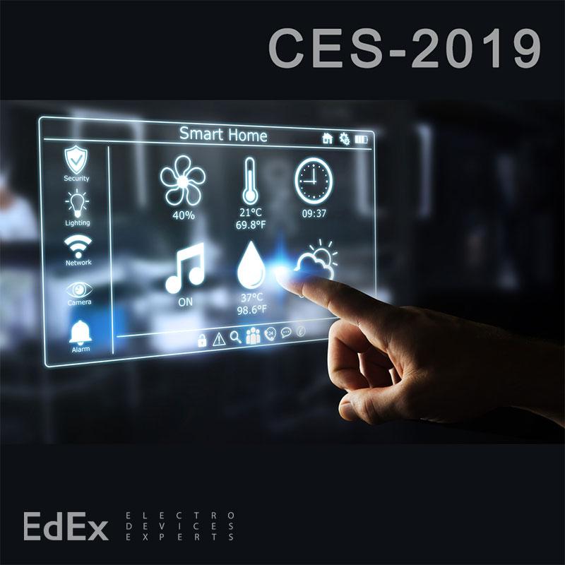 CES-2019. Новости умного дома