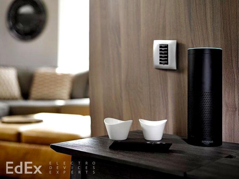 Control4 - Alexa. Управляй голосом