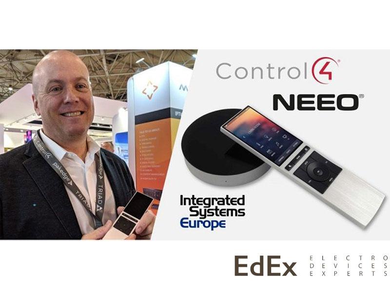 Control4 приобрёл фирму NEEO