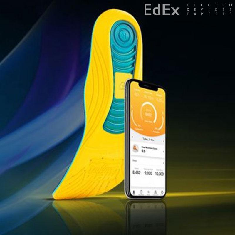 Energysole — стелька c «умными» датчиками