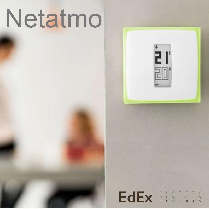 Интеллектуальный термостат Netatmo