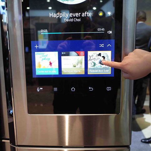 Интернет-холодильник family