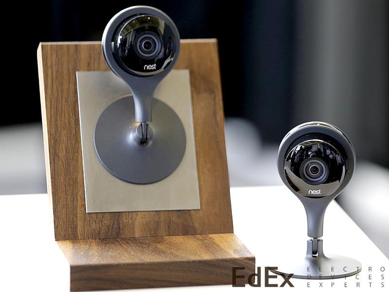 Камера видеонаблюдения Nest