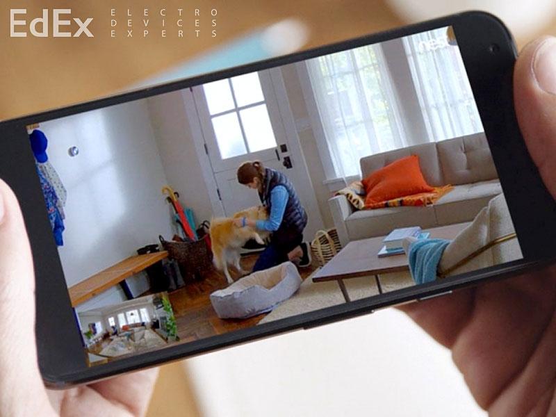 Камера видеонаблюдения Nest Cam IQ