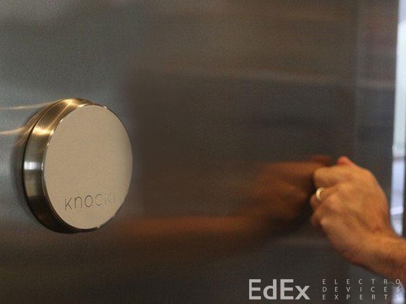 Knocki - управление  через касание к предметам