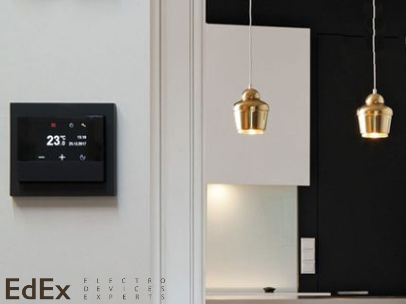 KNX-терморегулятор Berker