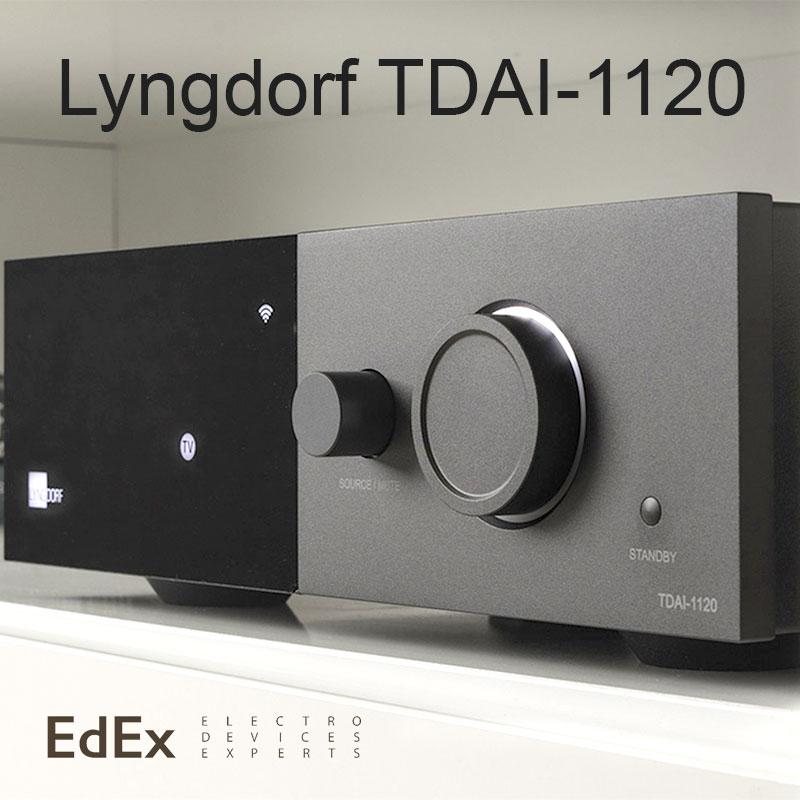 Усилитель Lyngdorf TDAI-1120