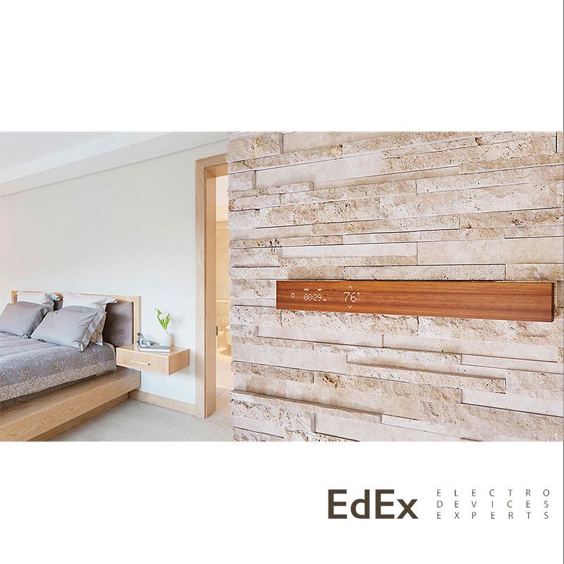Умная деревянная панель Mui