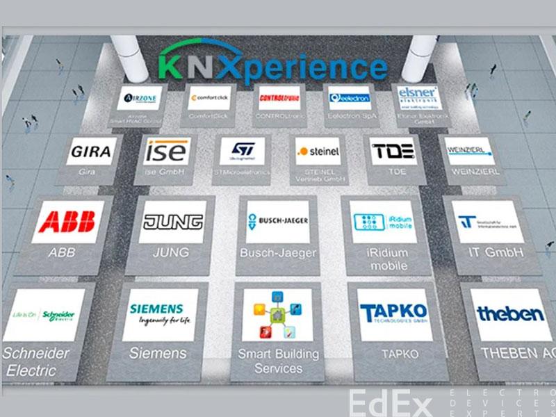 Новинки KNX с KNXperience