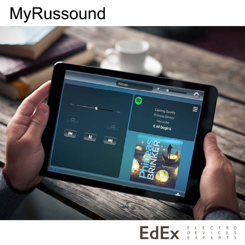Новое приложение Russound