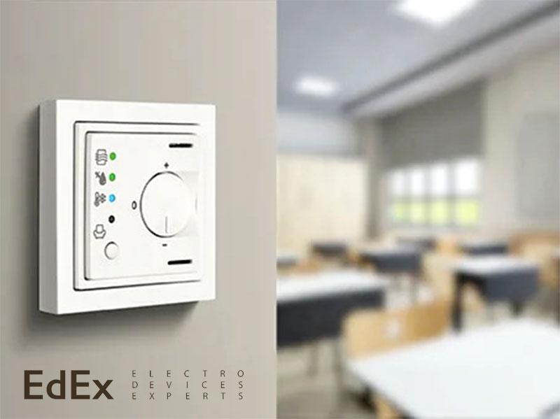 KNX контроллер B.E.G. с датчиком VOC
