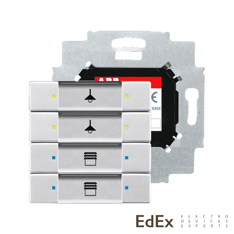 Обзор стандарта KNX