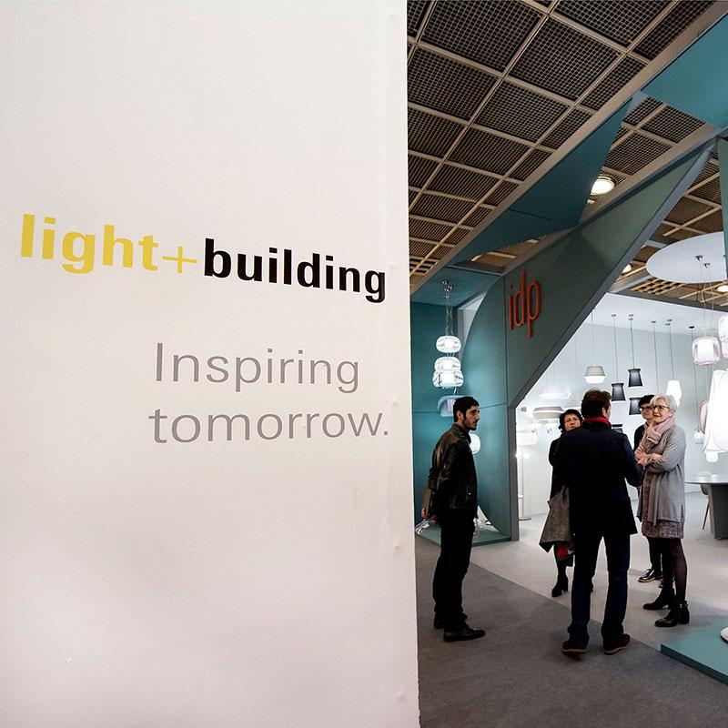 Перенос выставки Light + Building