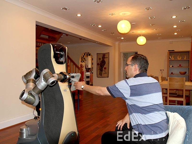 Робот для пожилых людей