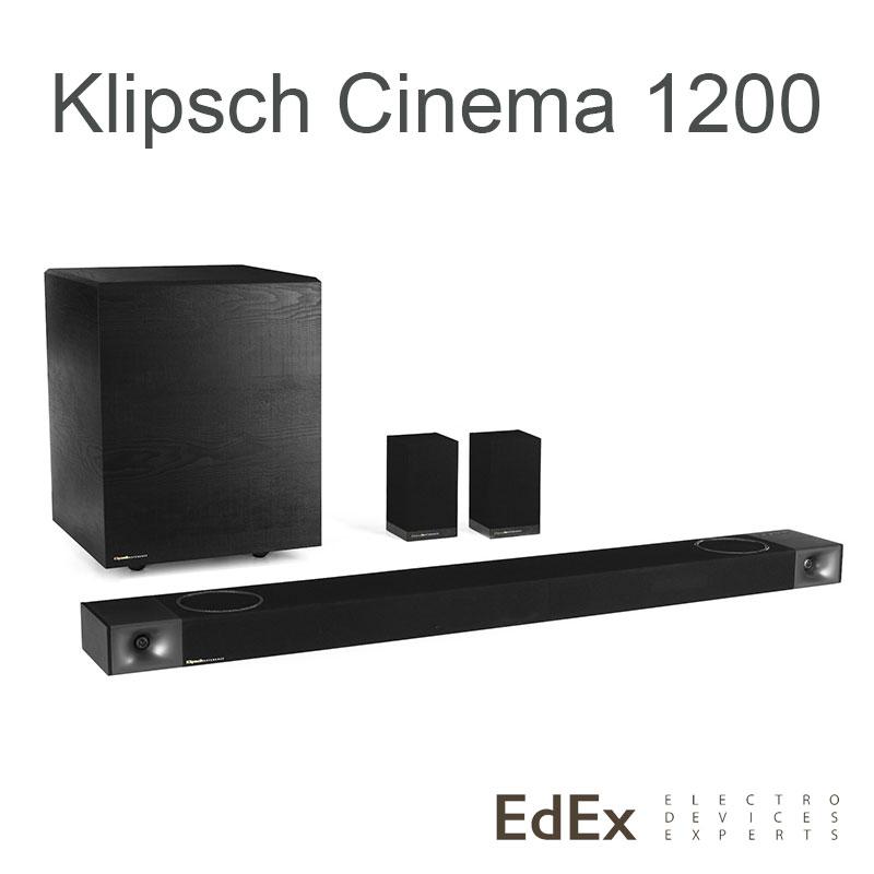 Саундбары Klipsch Cinema