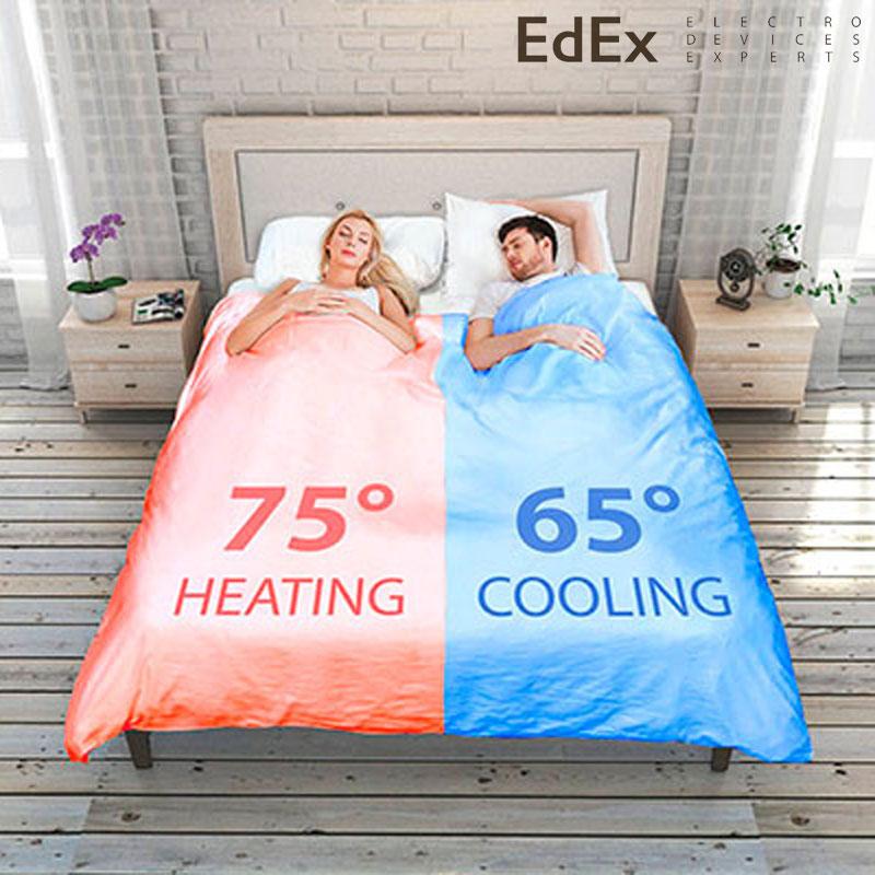Smartduvet: умное одеяло