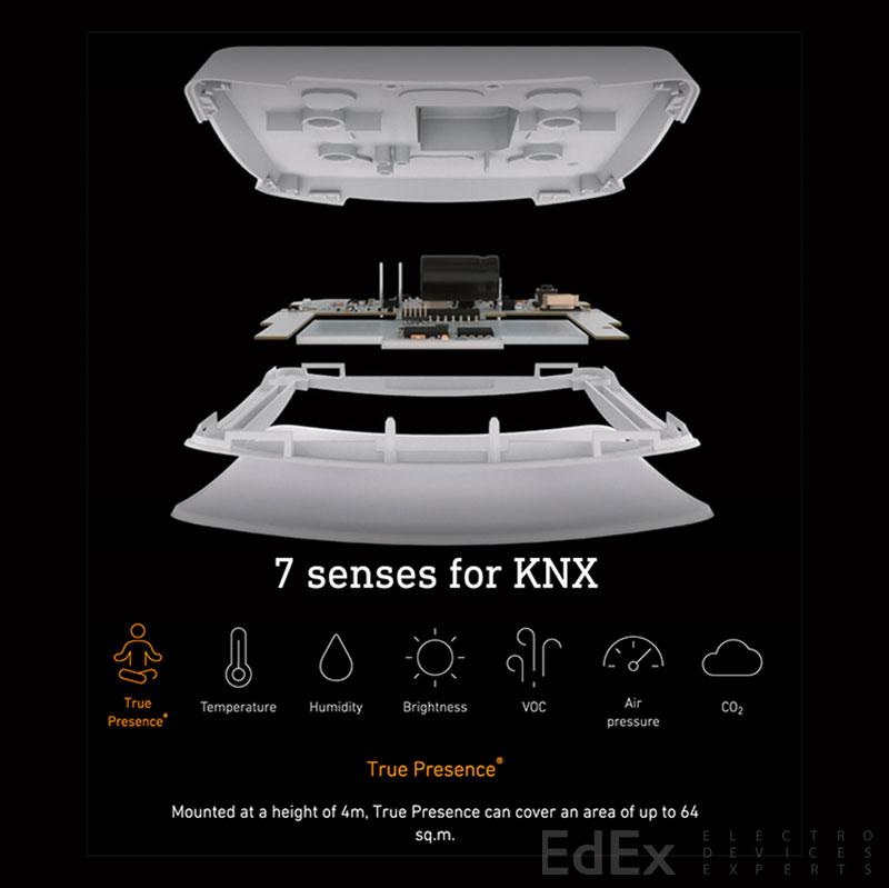 Мультисенсор Steinel True Presence Multisensor KNX