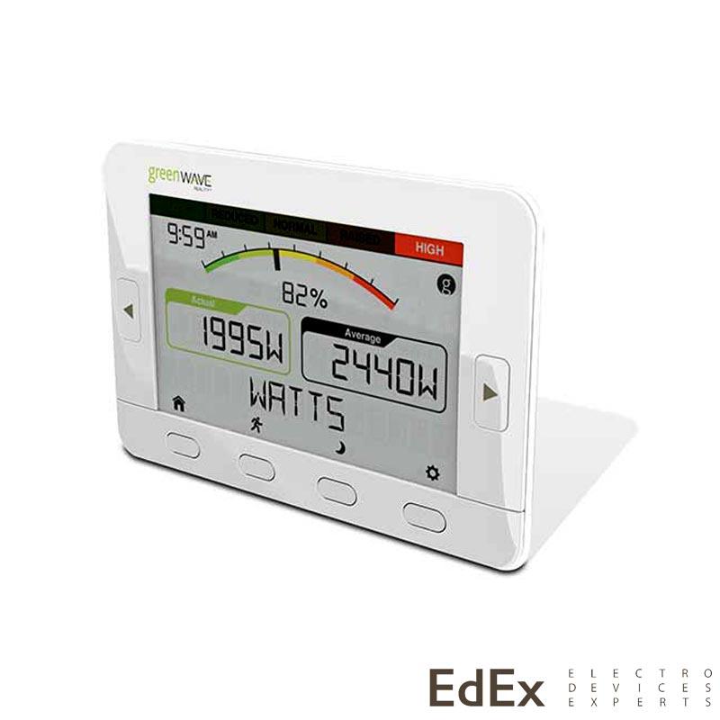 Учет потребления энергии  Energy Display