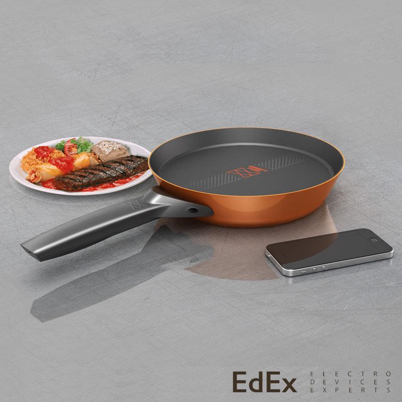 Умная сковорода  SmartyPan