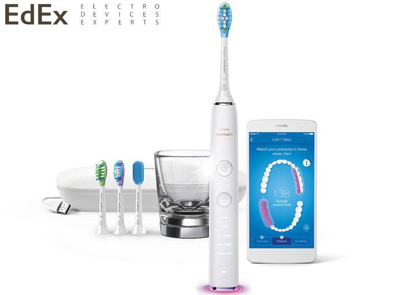 Умная зубная щётка Philips