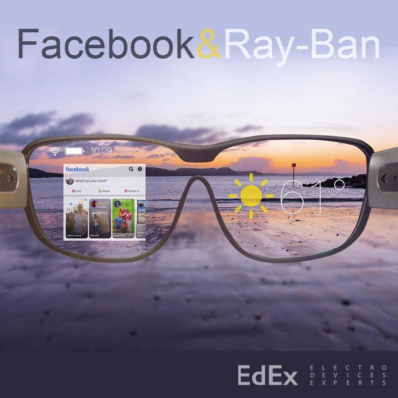 Умные очки от Facebook и Ray-Ban