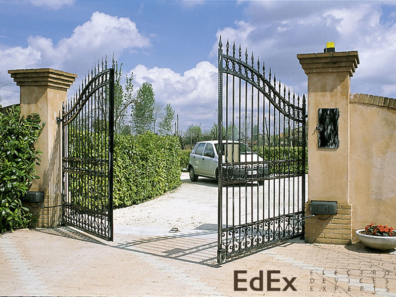 Умные дачные ворота