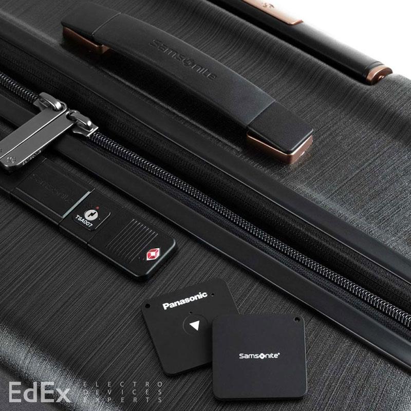 Умный чемодан от Samsonite и Panasonic