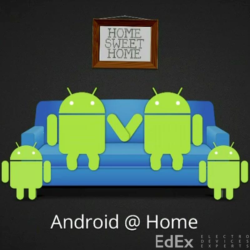 Умный дом от Google