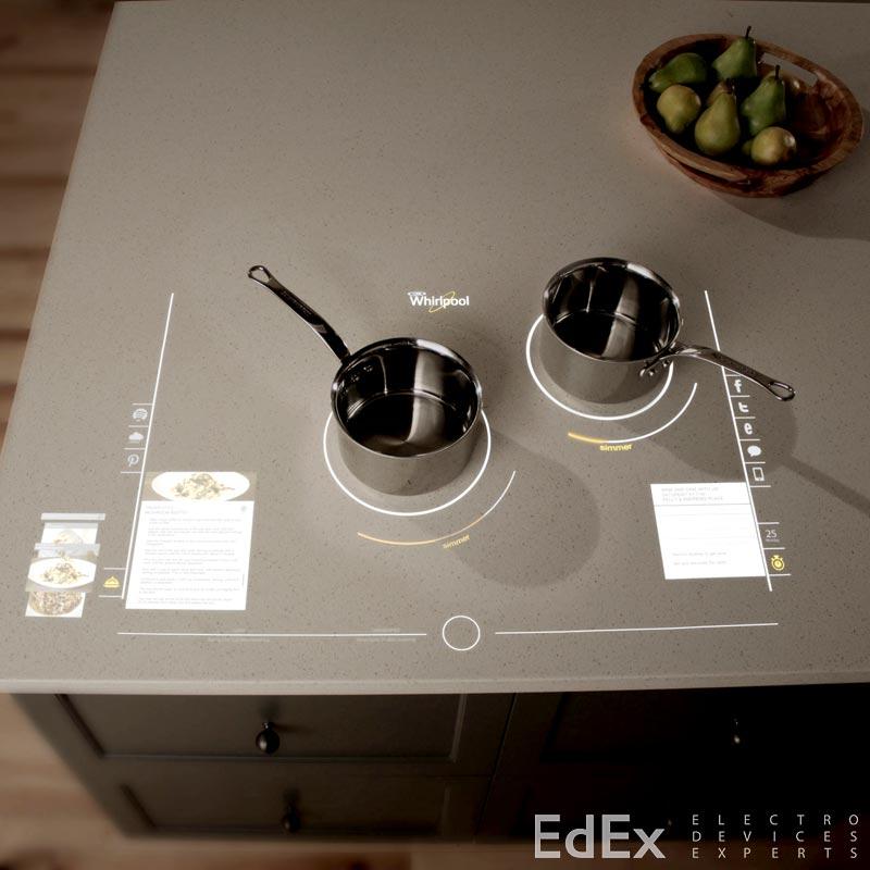 Интерактивная варочная поверхность Interactive Cooktop