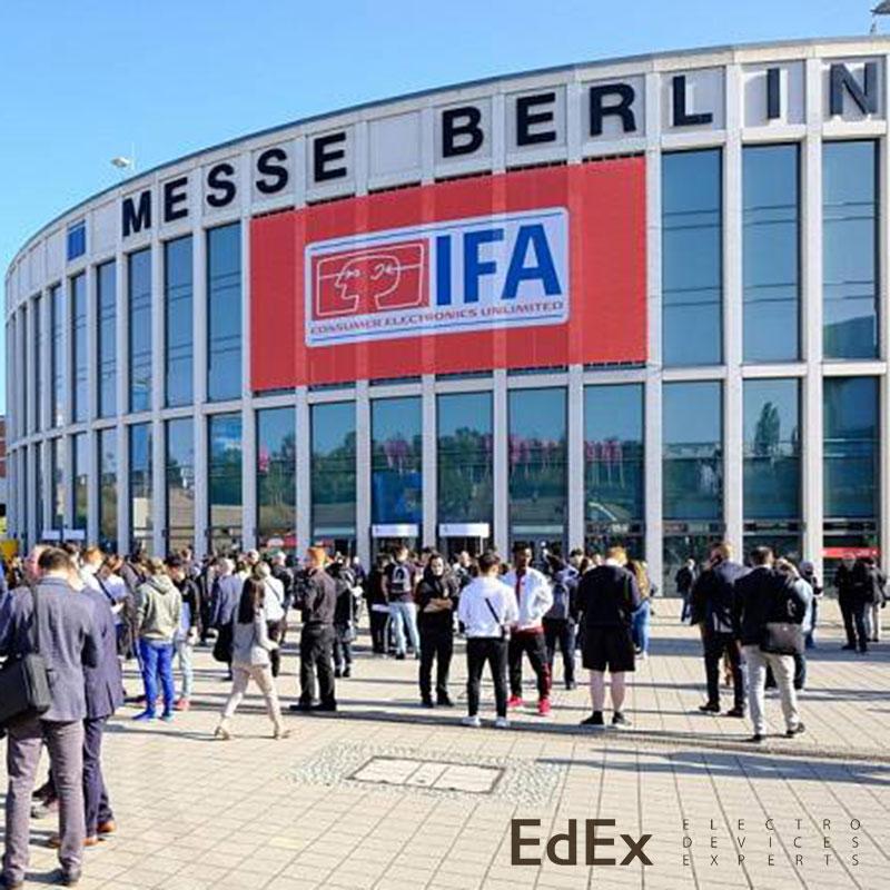Выставка IFA 2021