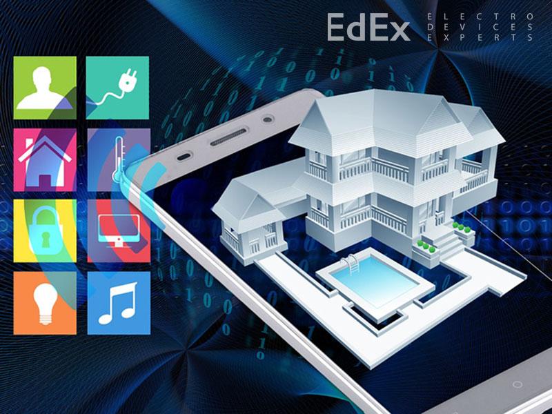 Трансформация жилища в умные дома